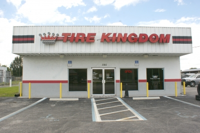 Tire Kingdom (Dark) - For Sale - Single Tenant Retail