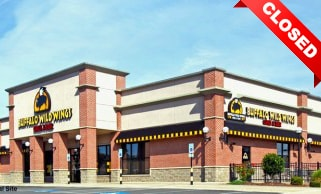 Buffalo Wild Wings - Closed