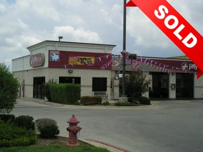 Jiffy Lube - Sold