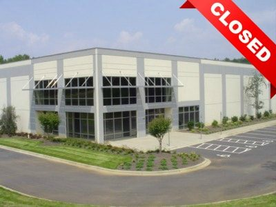 Kannapolis Gateway Business Park II - Closed