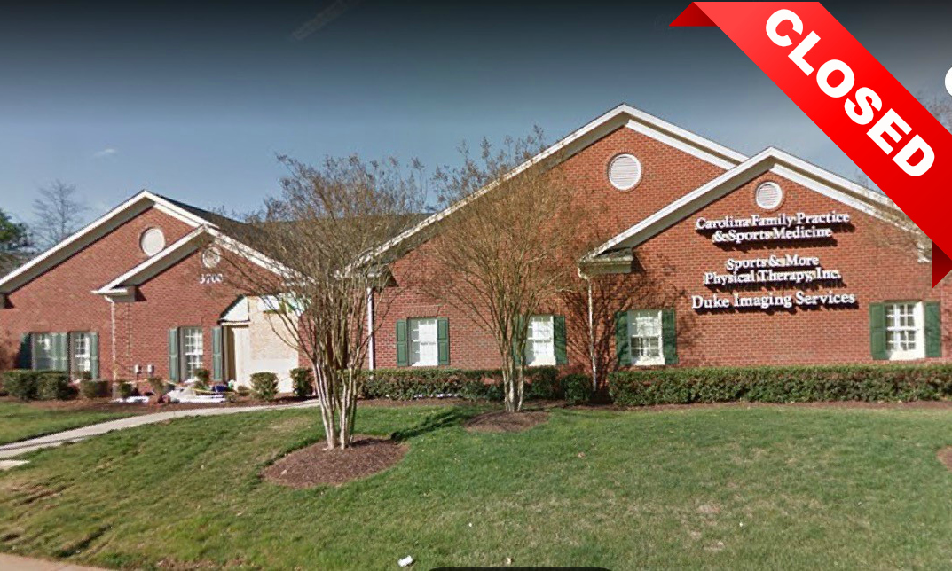 Carolina Family Practice & Sports Medicine- Closed